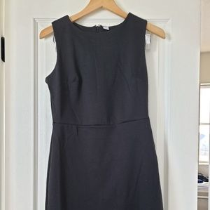Old Navy black sleeveless dress